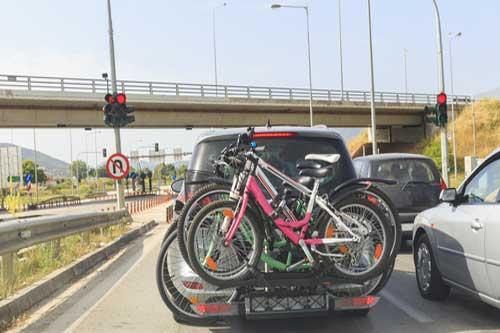 cycle-towbar
